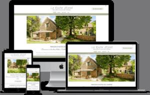 creation site internet de chambres d'hotes à Sarlat en Dordogne