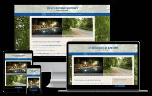 creation site web de gites à sarlat
