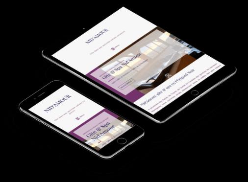 création de site internet à sarlat pour téléphone et tablette