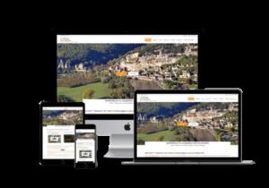 creation site internet à la roque gageac en Dordogne