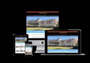 creation site web location vacances au pays basque à biarritz