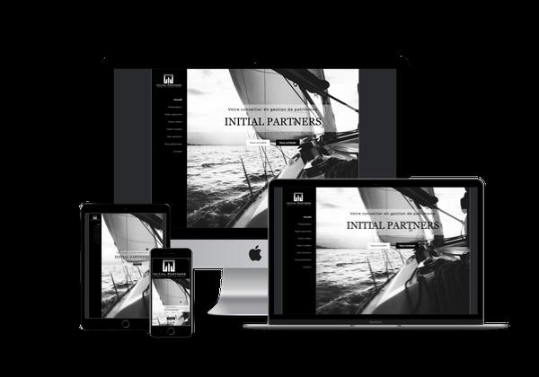 creation de site internet à Paris en gestion de patrimoine